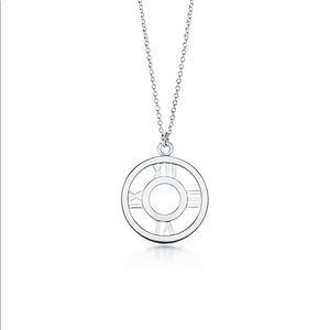 Tiffany & Co. Jewelry - Tiffany & Co. Atlas Open Pendant